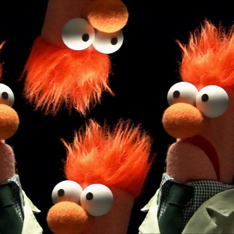 10 Best Image Of Beaker Muppets FULL HD 1920×1080 For PC Desktop 2018 free download beaker muppets wallpapers wallpaper cave 800x800