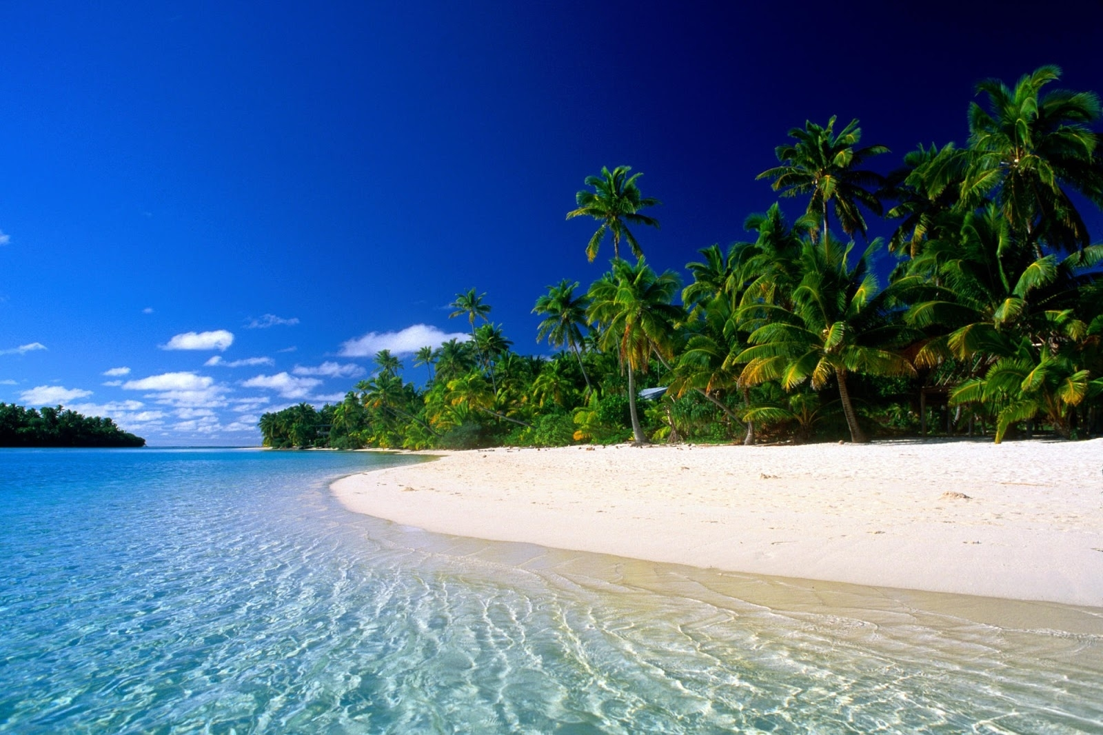 10 Top Most Beautiful Beaches In The World Wallpaper Full Hd 1080p