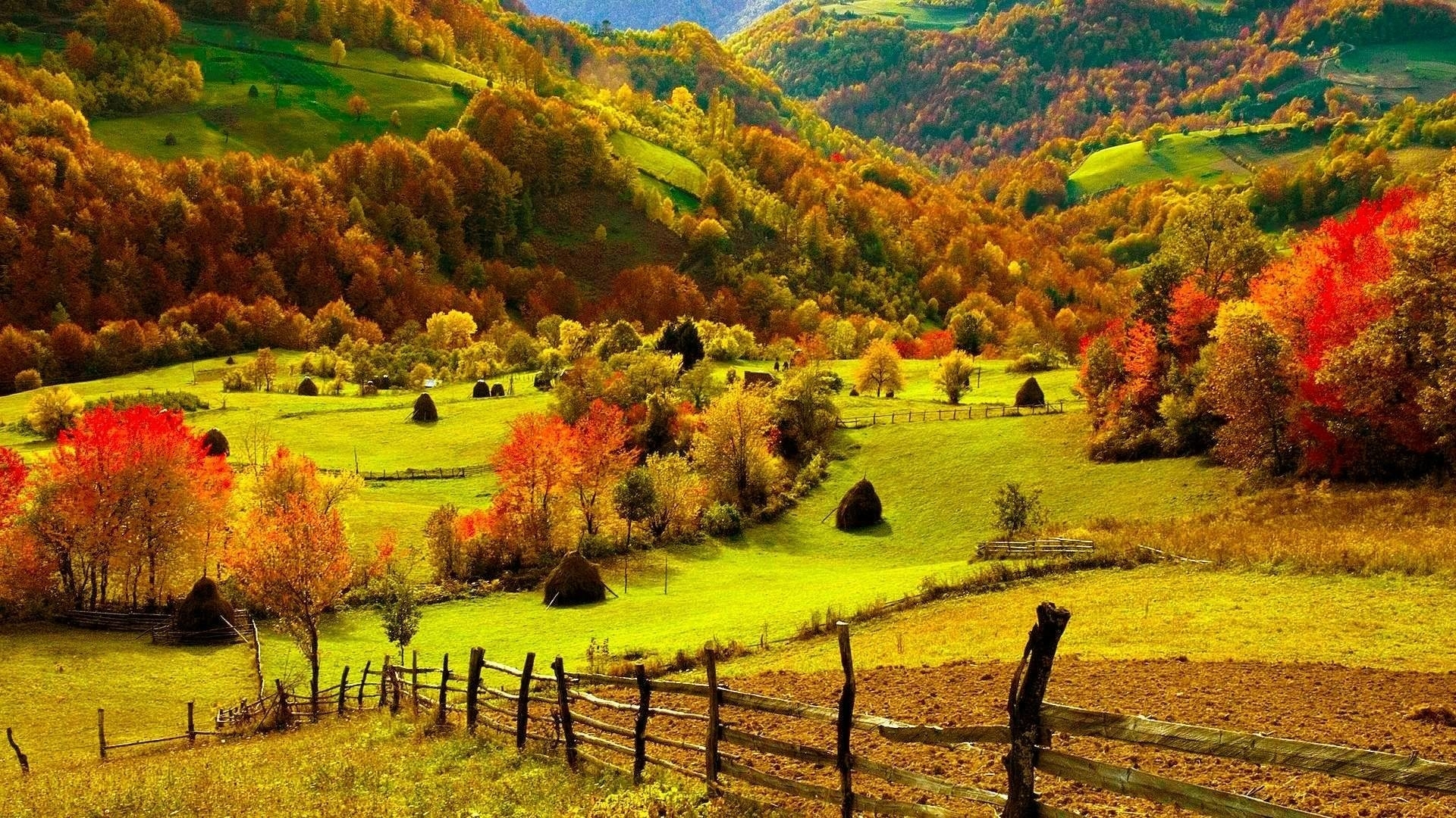 beautiful fall scenery wallpaper (49+ images)