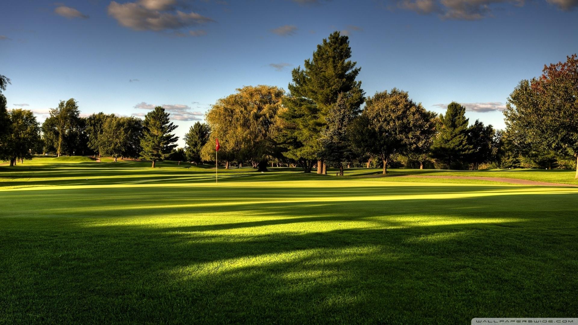 beautiful golf course ❤ 4k hd desktop wallpaper for • wide & ultra