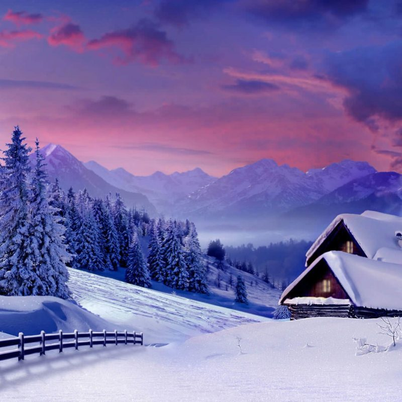 10 Best Beautiful Winter Landscapes Wallpapers FULL HD 1080p For PC Background 2020 free download beautiful winter landscape house at the white mountain wallpaper 800x800