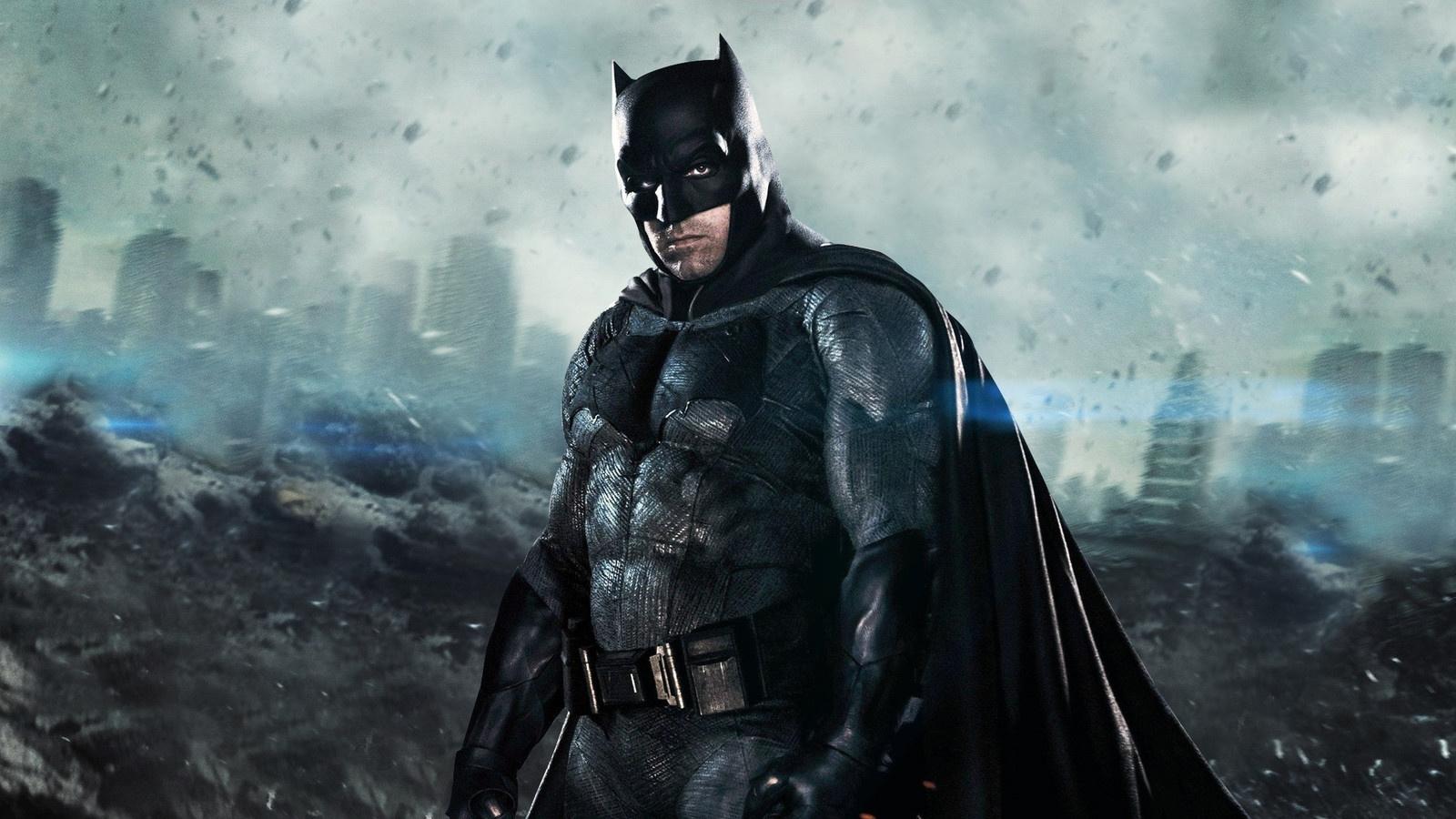 ben affleck ne réalisera finalement pas the batman - sebiwan dans
