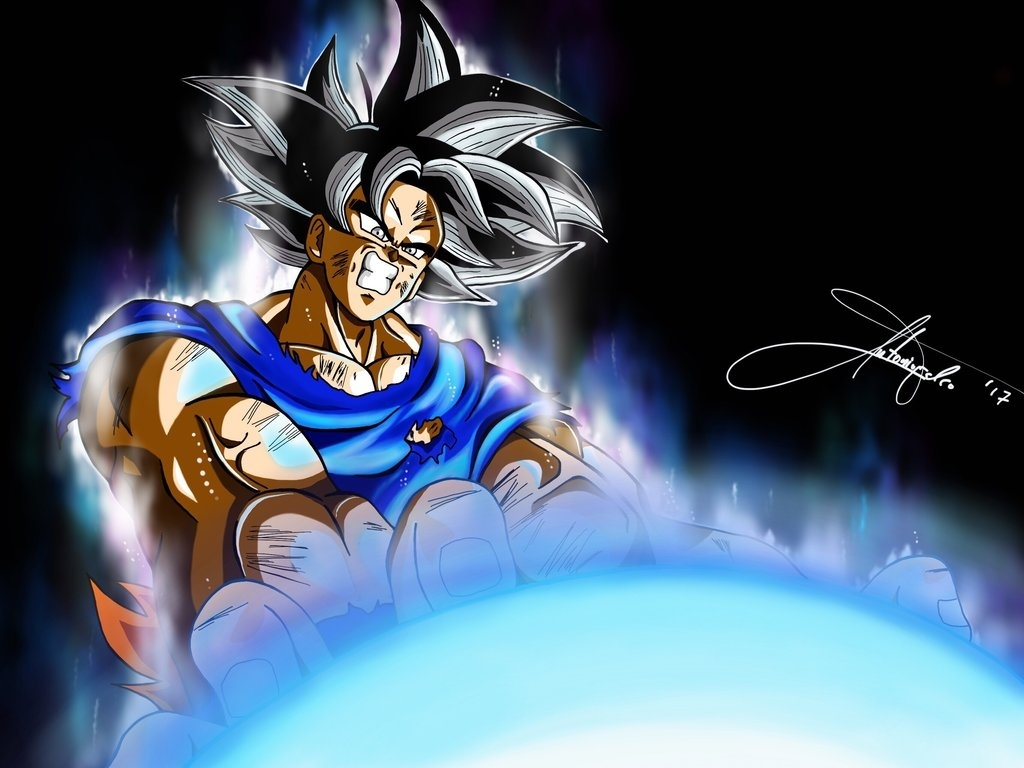best goku ultra instinct wallpaper 2017 | icon wallpaper hd