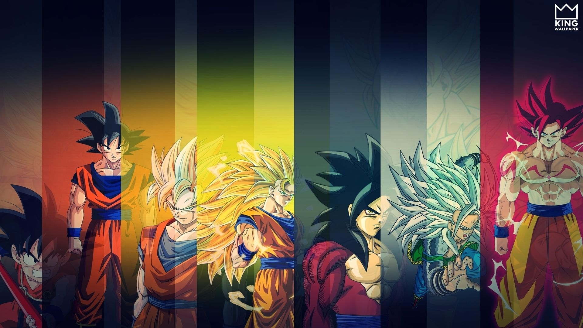 best goku wallpaper hd for pc: dragon ball z