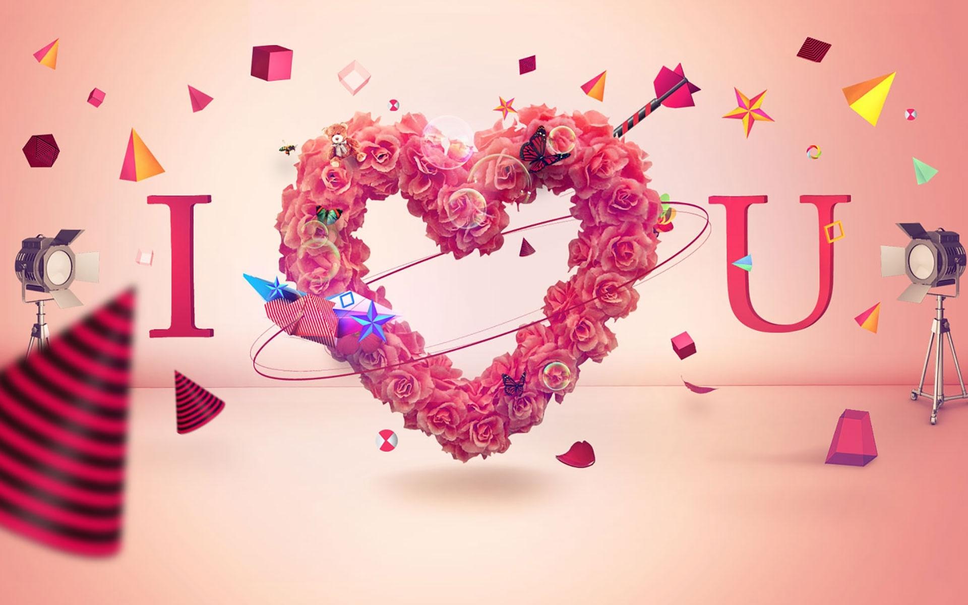 best i love u wallpaper free download hd widescreen you cute images