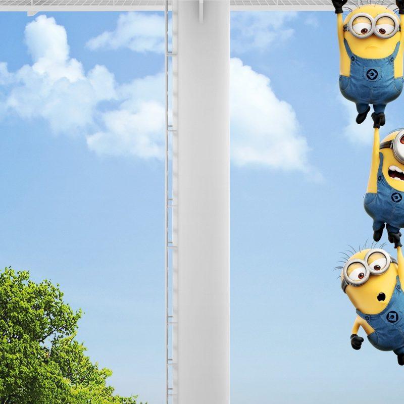 10 Best Minions Wallpaper For Desktop Full Hd 1080p For Pc Desktop