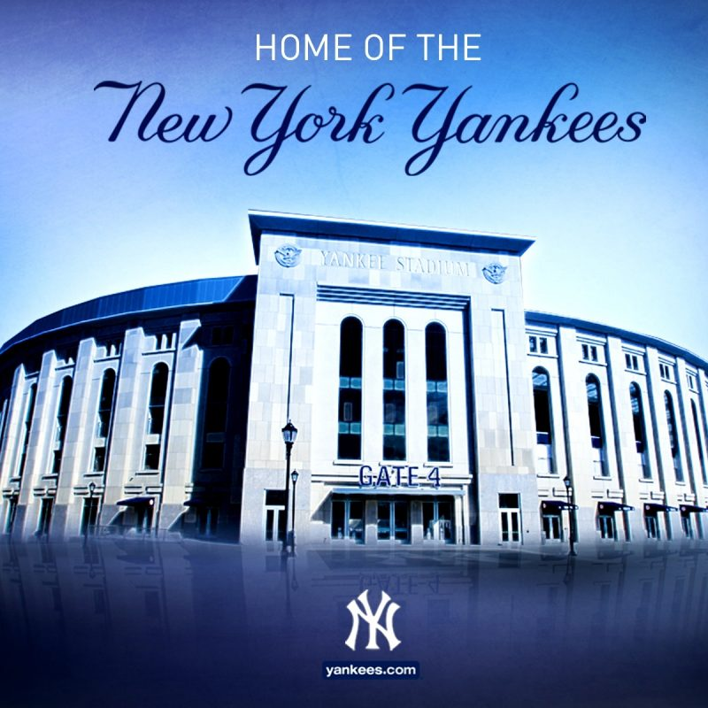 10 Latest New York Yankees Screensaver FULL HD 1080p For PC Background 2020 free download best new york yankees downloads for fans brand thunder 800x800