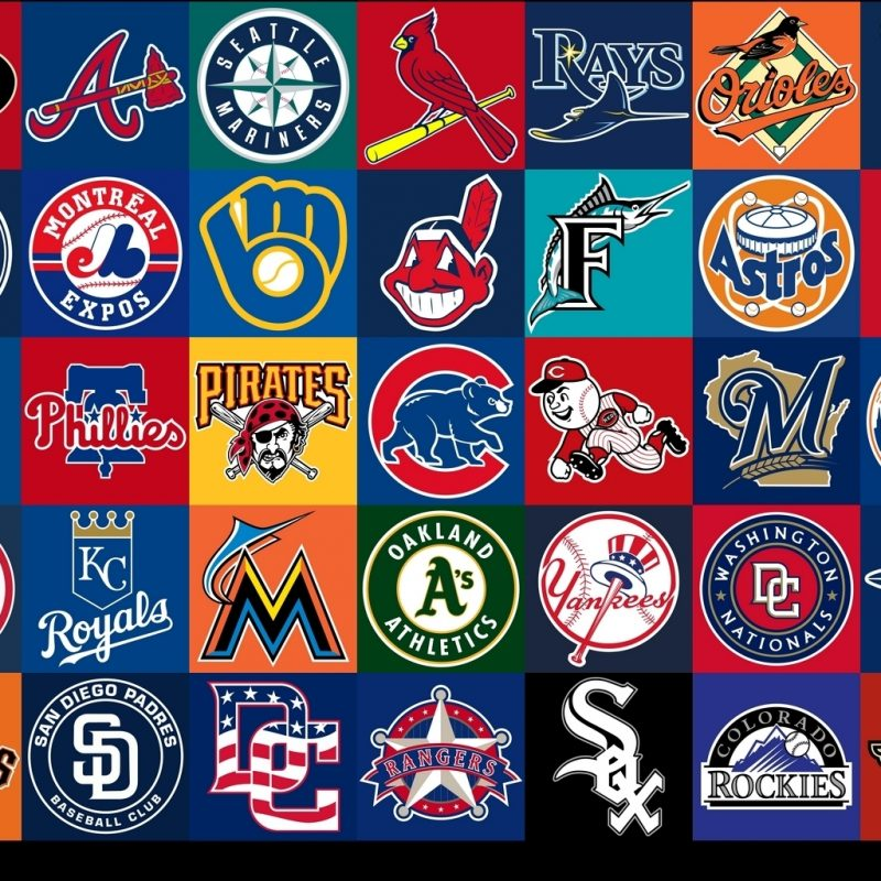 10 Top Every Baseball Team Logo FULL HD 1080p For PC Background 2018 free download best photos of baseball team logos major league baseball teams 800x800
