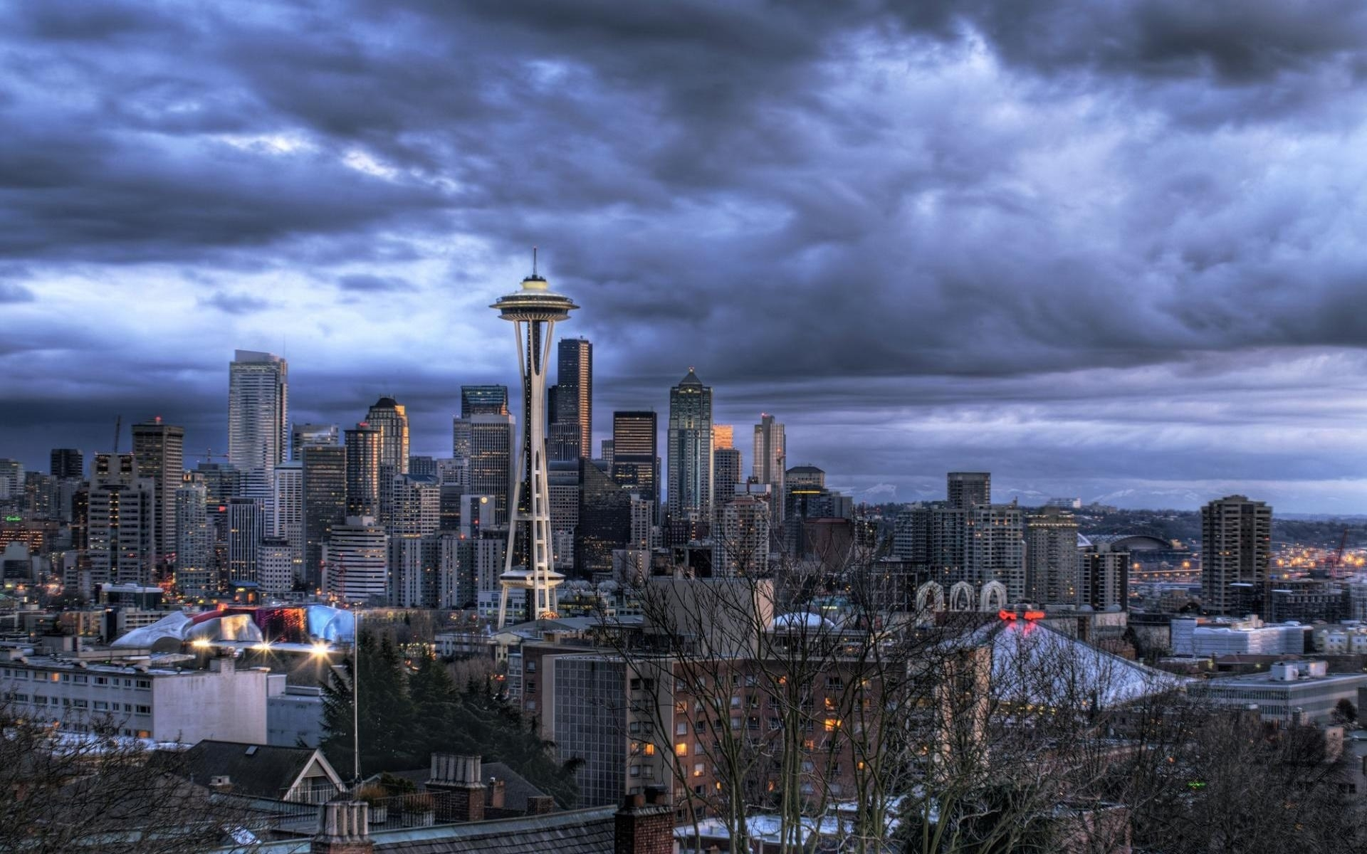 best seattle wallpapers in high quality, seattle backgrounds