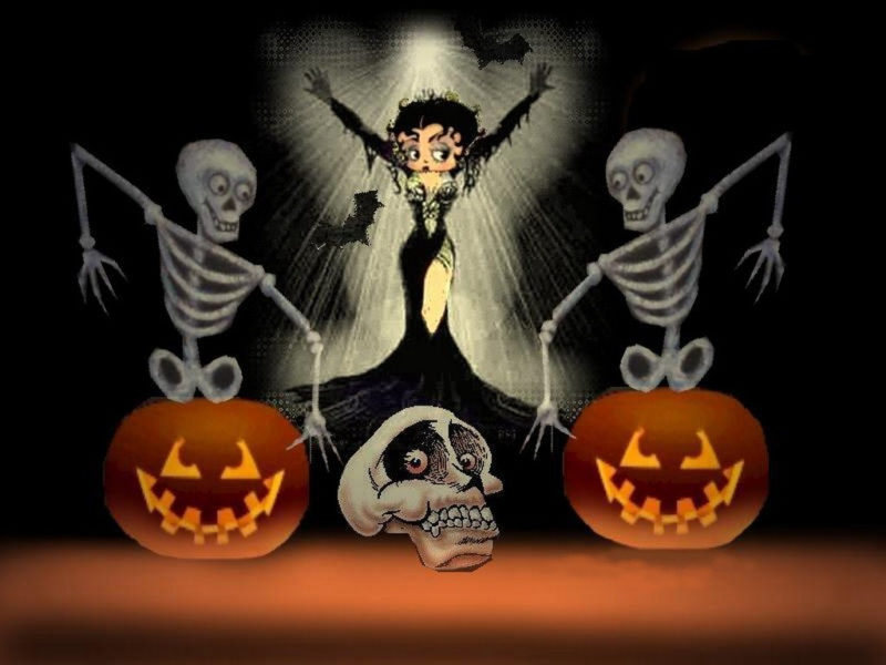 10 Best Betty Boop Halloween Wallpaper FULL HD 1920×1080 For PC Desktop 2018 free download betty boop halloween wallpaper wallpapersafari 800x600