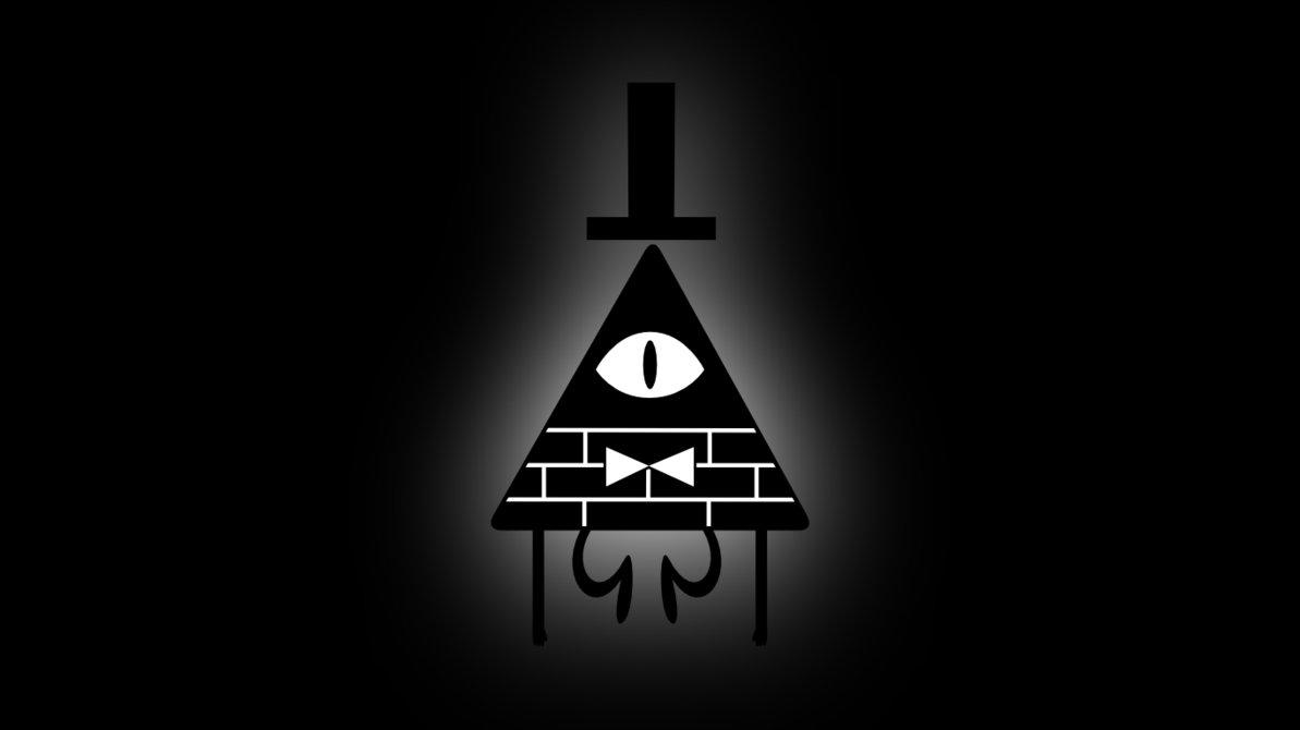 bill cipher wallpapersasukex125 on deviantart