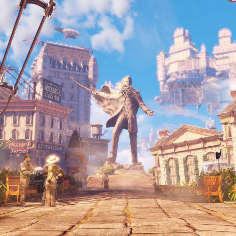 10 Best Bioshock Infinite 4K Wallpaper FULL HD 1920×1080 For PC Desktop 2021 free download bioshock infinite wallpapers 1920x1080 wallpaper cave 2 800x800