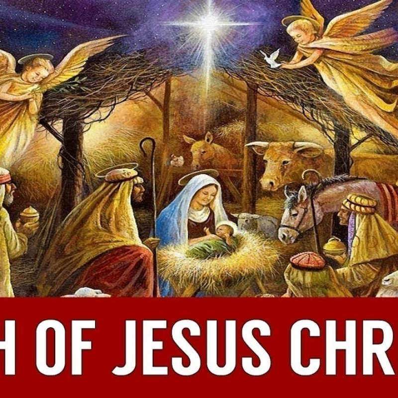 10 Latest Birth Of Jesus Pictures FULL HD 1920×1080 For PC Background 2020 free download birth of jesus in hindi youtube 800x800