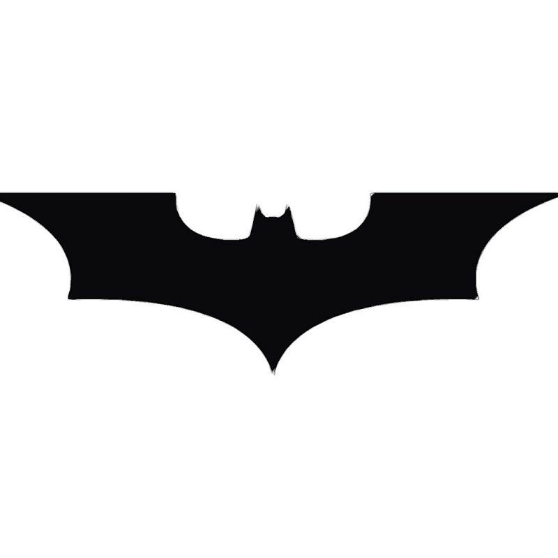 10 Latest Batman Logo High Resolution FULL HD 1080p For PC Desktop 2018 free download black and white batman black white bat batman the dark knight white 800x800