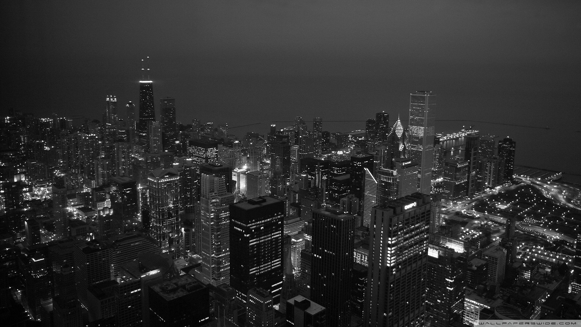 black and white city ❤ 4k hd desktop wallpaper for 4k ultra hd tv