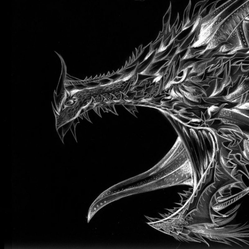 10 Top White Dragon Wallpaper Hd FULL HD 1920×1080 For PC Background 2021 free download black and white dragon wallpaper and background image 1366x768 800x800