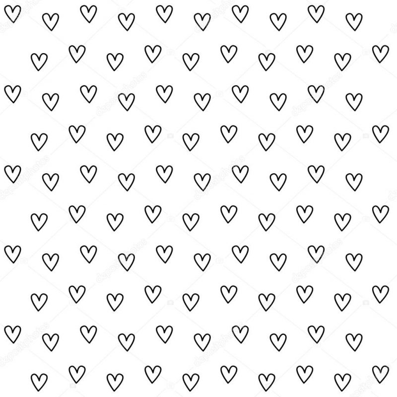 10 New Black And White Heart Background FULL HD 1920×1080 For PC Background 2020 free download black and white heart pattern background stock vector yayha 2 800x800