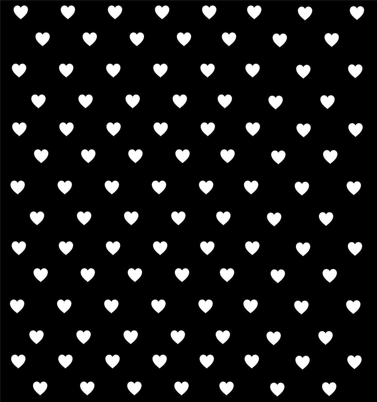 black and white hearts backgrounds - wallpaper cave