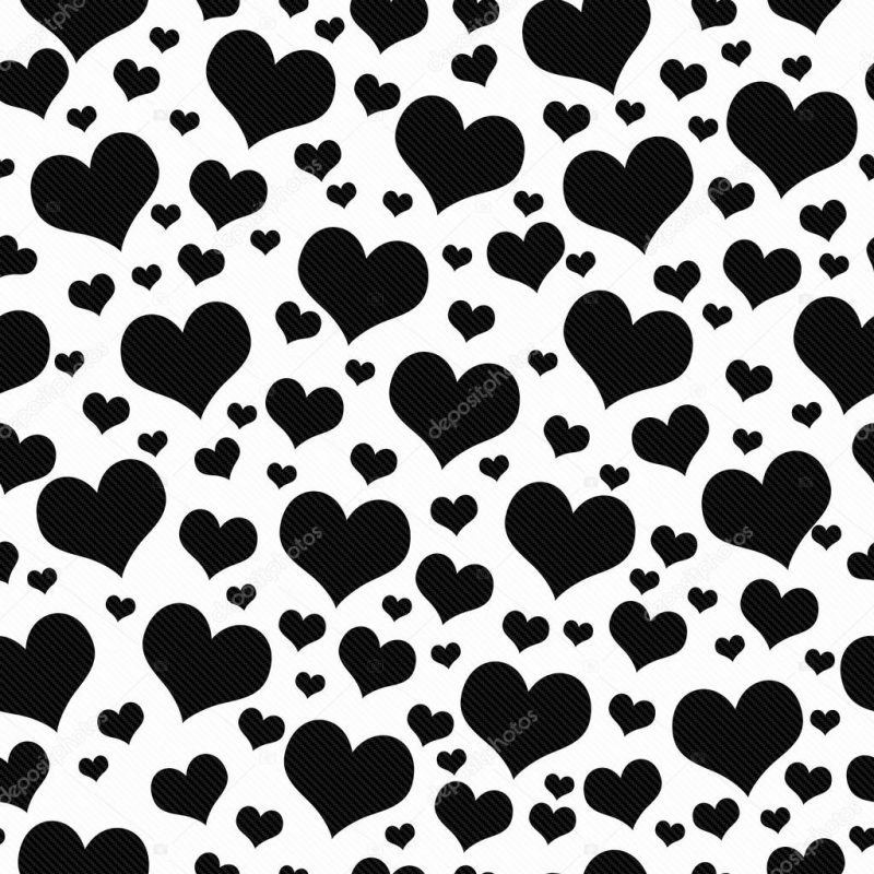 10 Best Black And White Hearts Background FULL HD 1080p For PC Background 2020 free download black and white hearts tile pattern repeat background stock photo 800x800