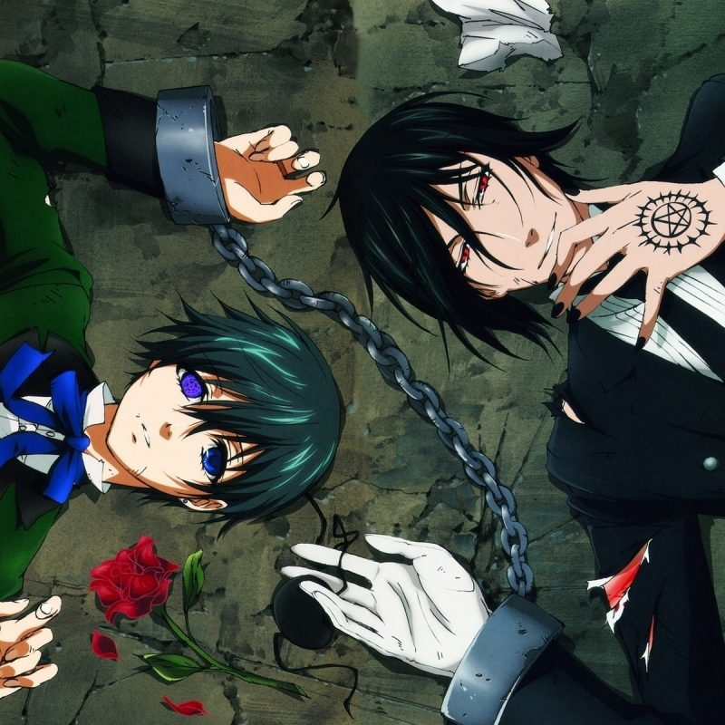 10 Latest Kuroshitsuji Wallpaper Sebastian And Ciel FULL HD 1920×1080 For PC Background 2021 free download black butler sebastian demon form sebastian ciel 1 800x800