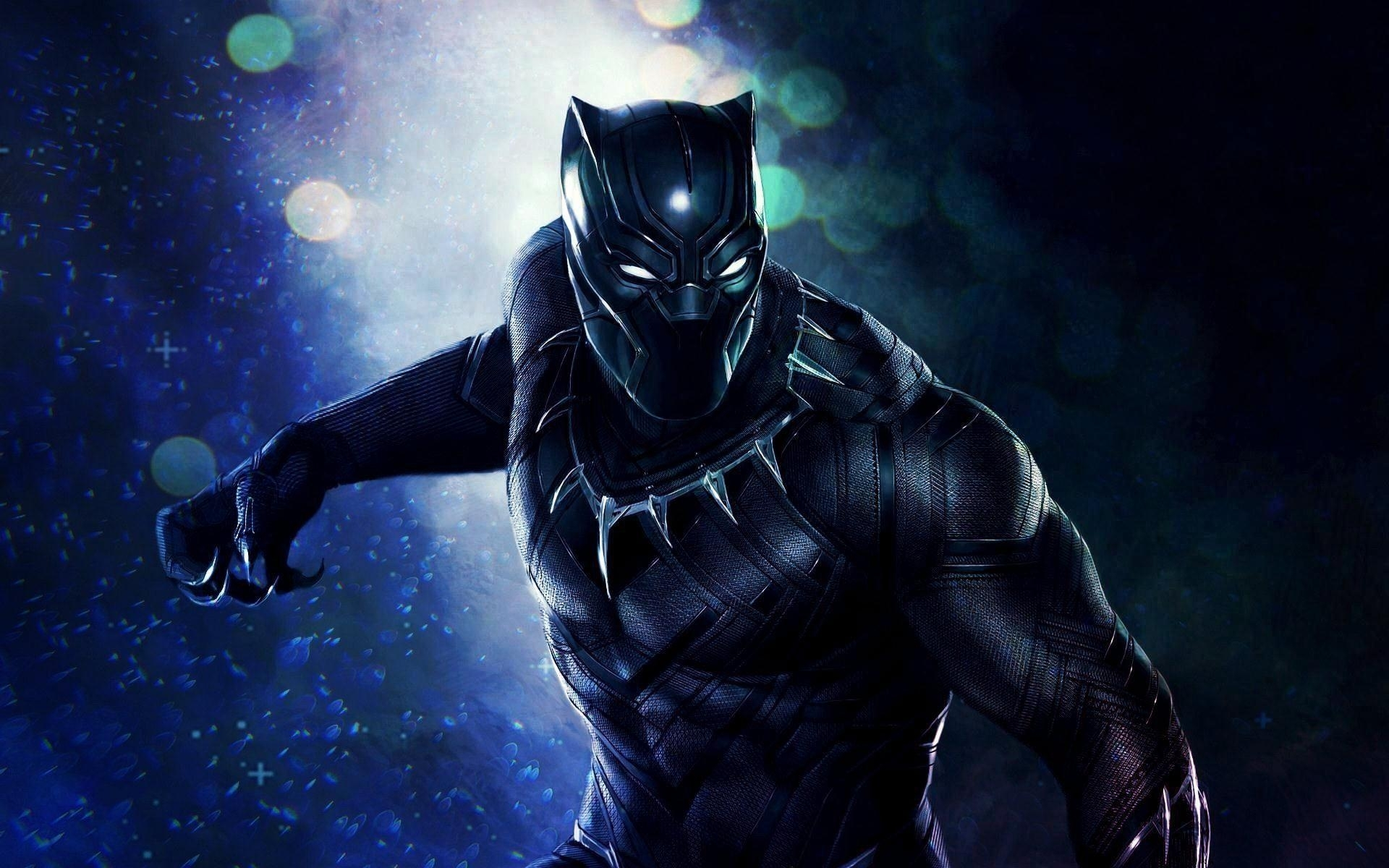 black panther marvel wallpapers - wallpaper cave