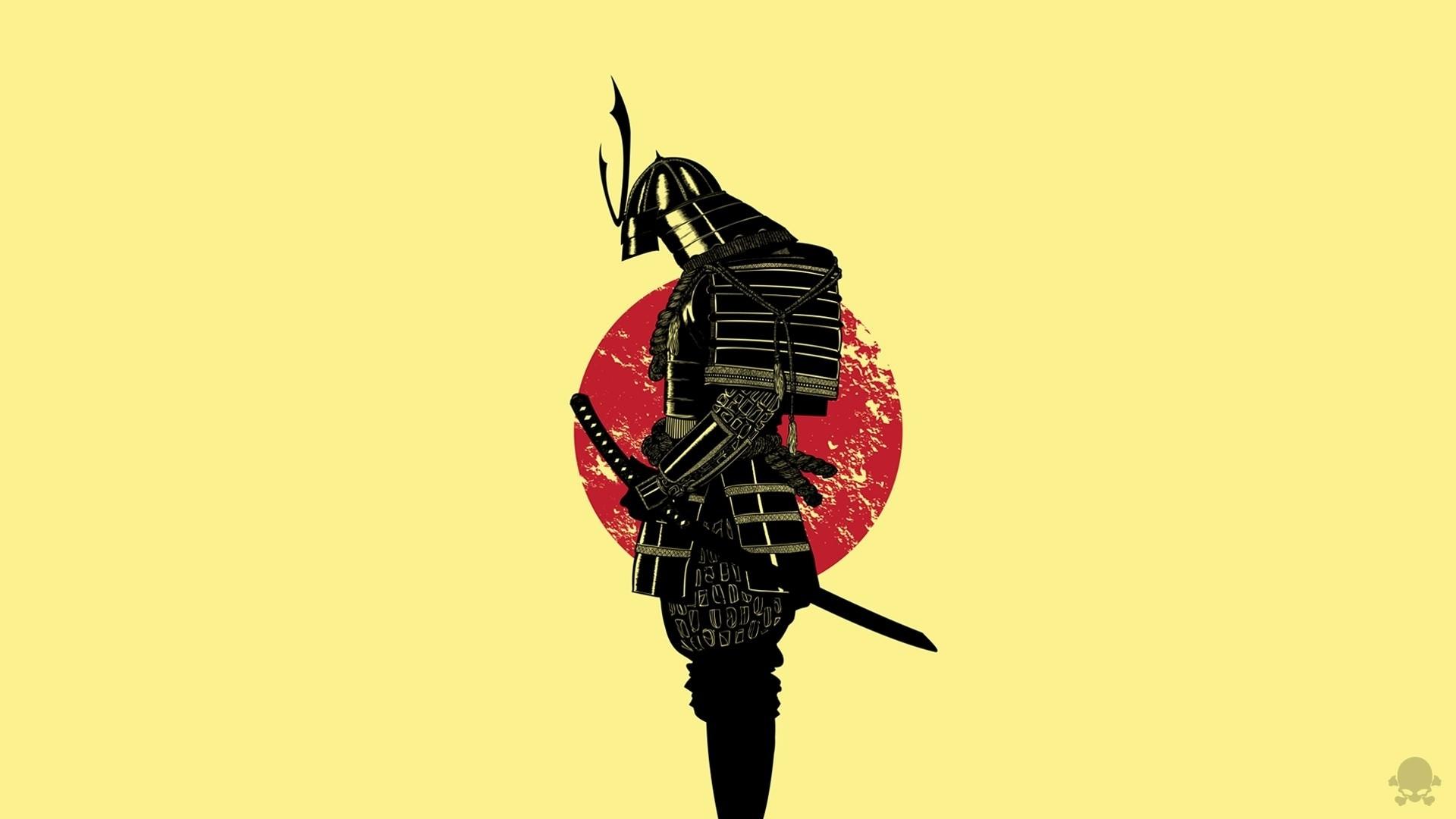 black samurai warrior wallpaper | digitalart.io
