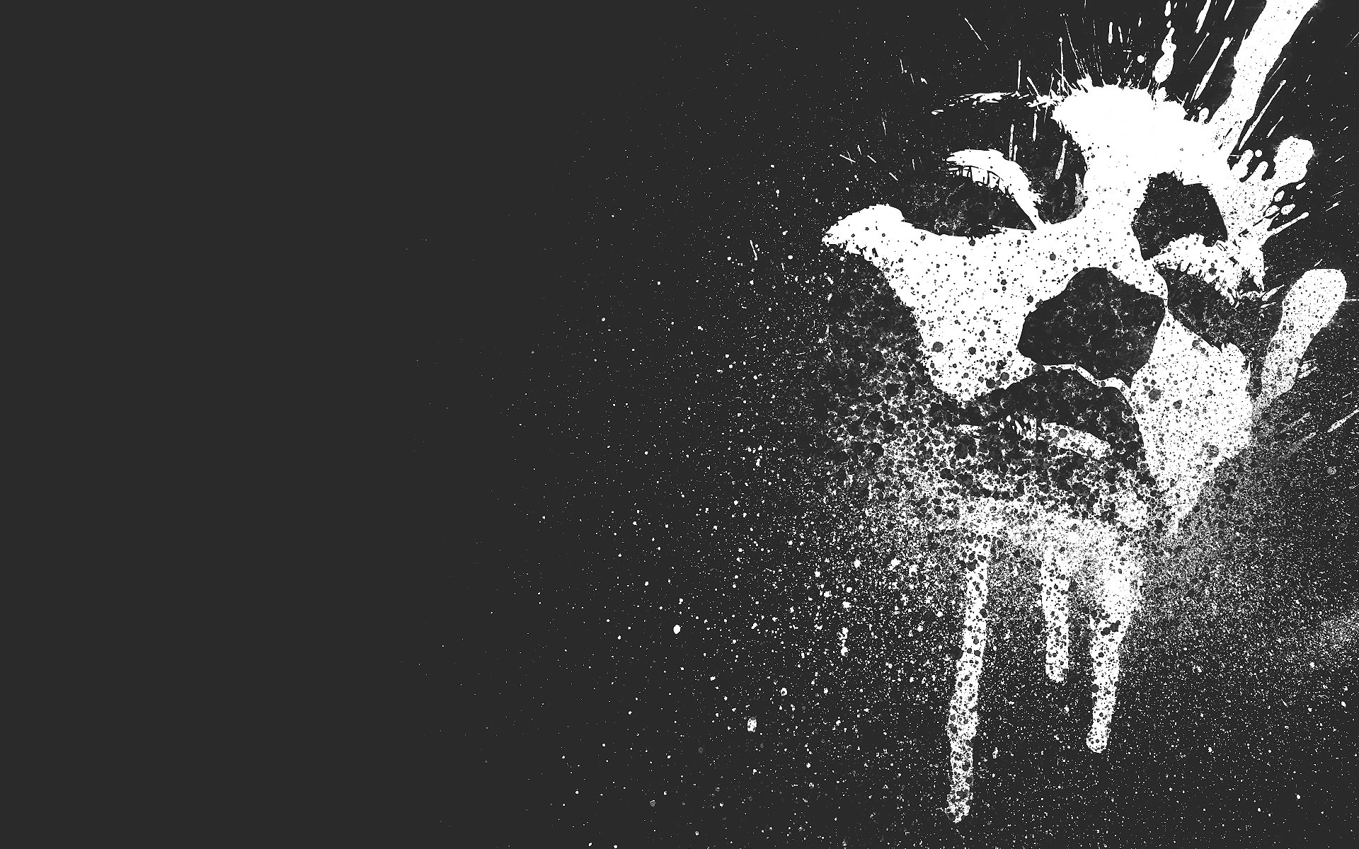 black & white abstract wallpaper android wallpaper | wall art