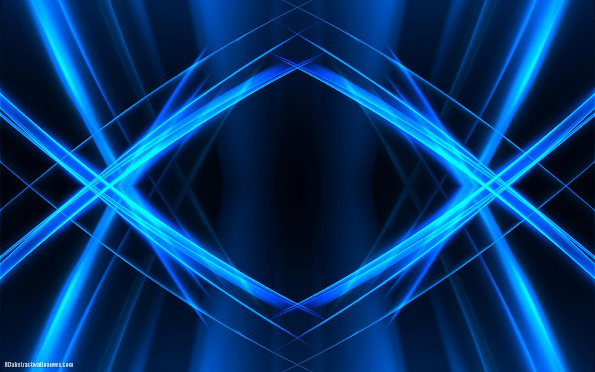 blue abstract laser line wallpaper - baltana