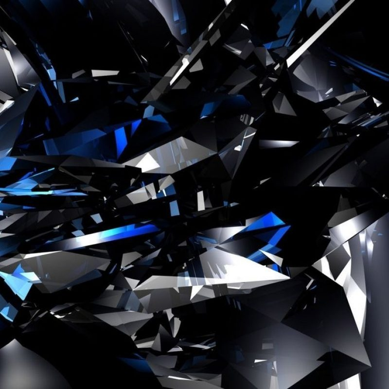 10 Best Black And Blue Shards Wallpaper FULL HD 1080p For PC Background 2020 free download blue and black images 26 free wallpaper hdblackwallpaper 800x800
