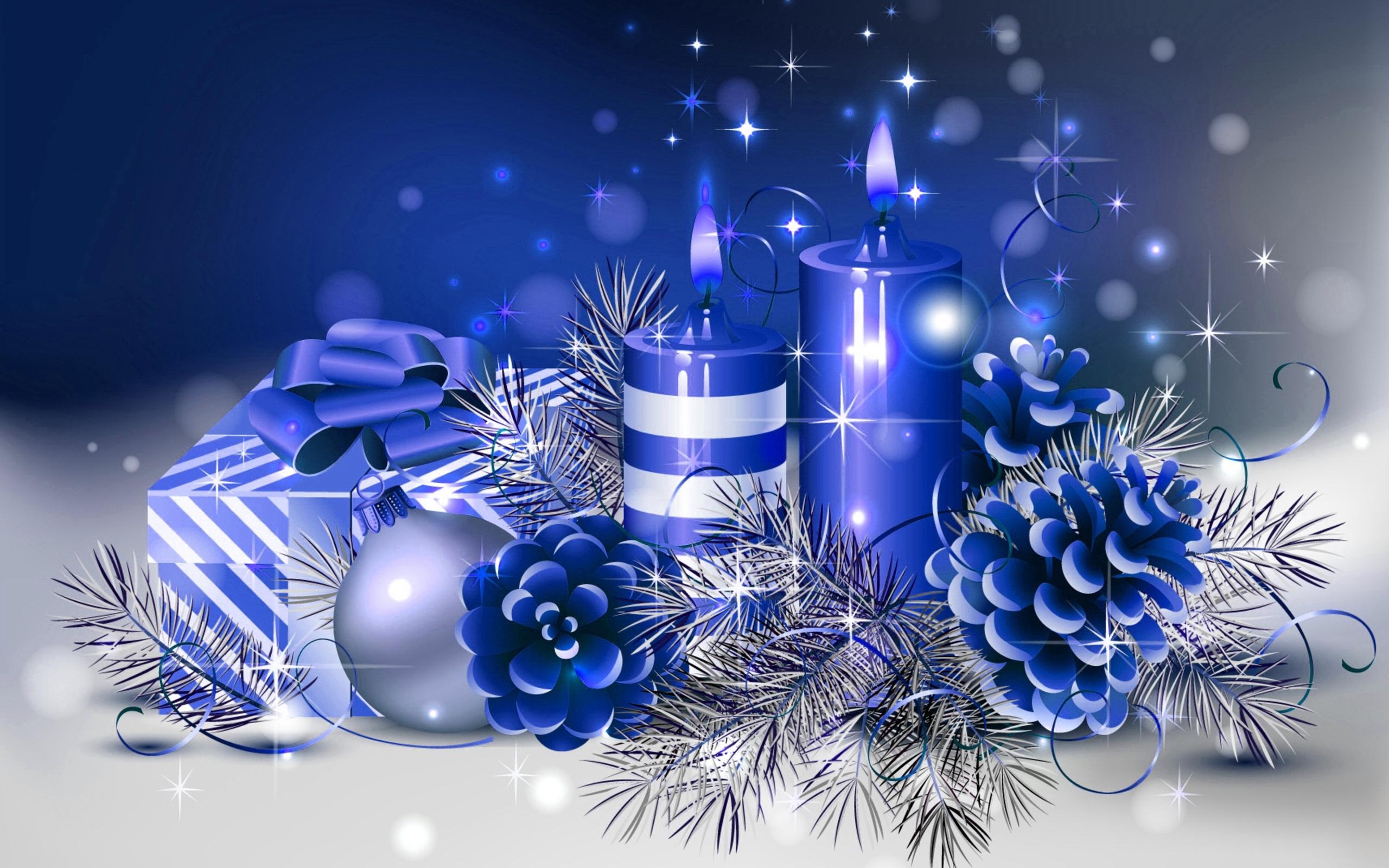 blue christmas wallpaper hd | pixelstalk