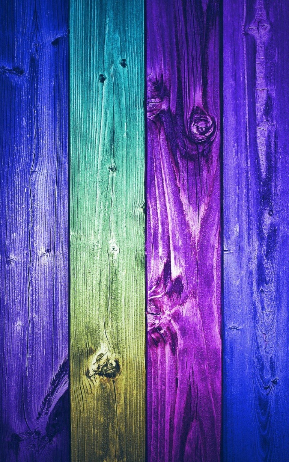 blue purple wooden planks lockscreen android wallpaper free download