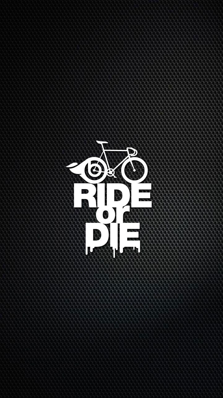 bm works smartphone wallpaper - ride or die | smartphone wallpaper