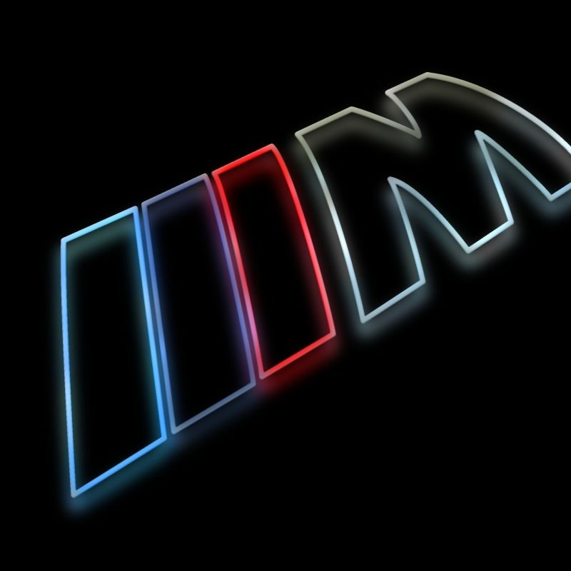 10 Top Bmw M Logo Wallpaper FULL HD 1080p For PC Desktop 2020 free download bmw m logo as a colorful silhouette rendering with a glow against a 800x800