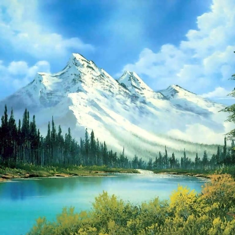 10 Most Popular Bob Ross Painting Wallpaper FULL HD 1080p For PC Desktop 2018 free download bob ross bob ross peinture pinterest peinture paysages et 800x800