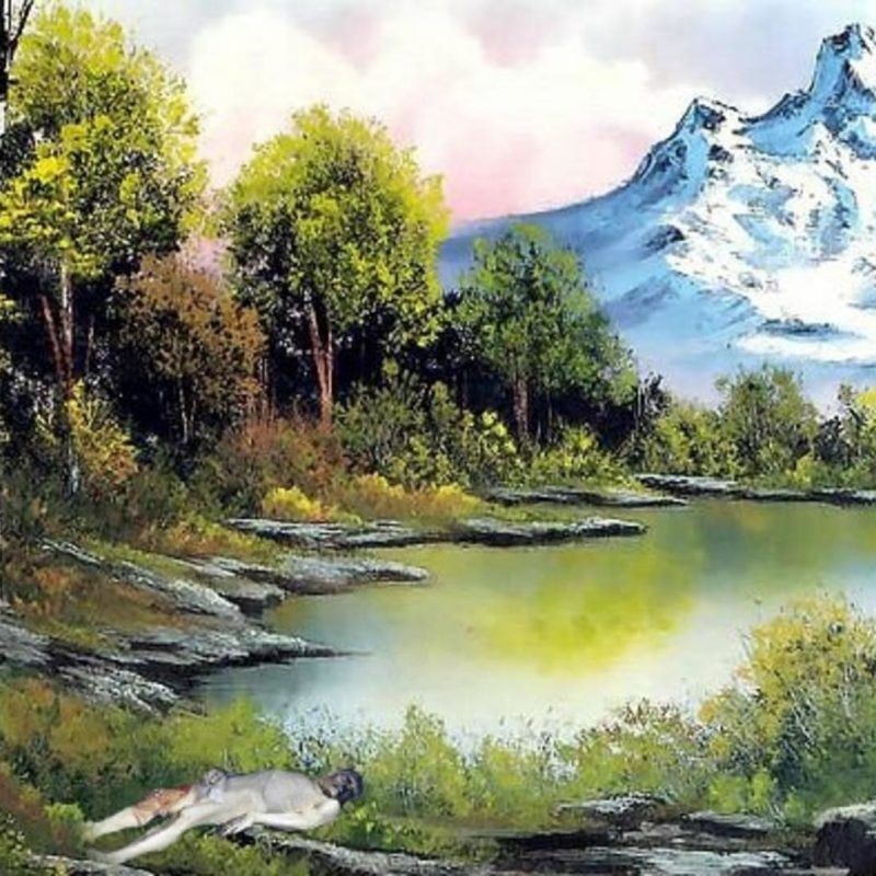 10 Most Popular Bob Ross Painting Wallpaper FULL HD 1080p For PC Desktop 2018 free download bob ross wallpaper 63 images 800x800