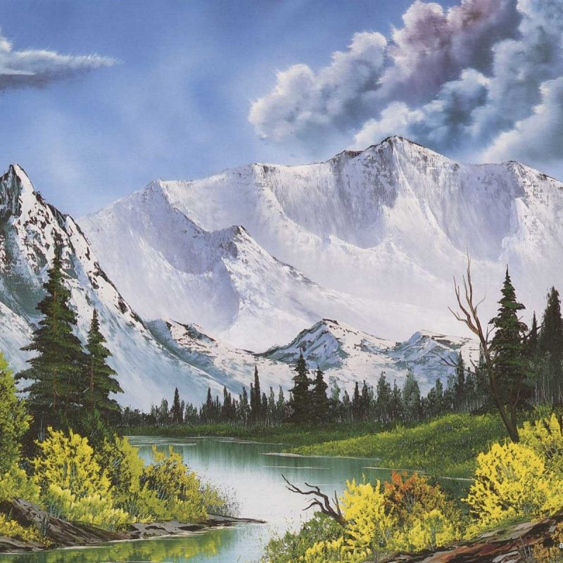 10 Most Popular Bob Ross Painting Wallpaper FULL HD 1080p For PC Desktop 2018 free download bob ross wallpapers wallpaper cave 1 800x800