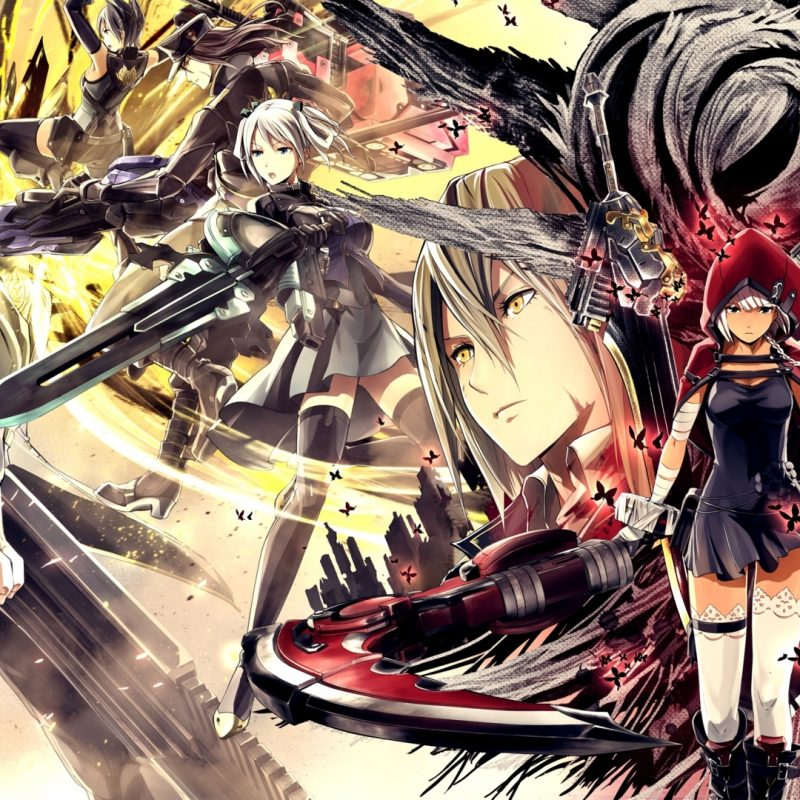 10 Most Popular God Eater 2 Rage Burst Wallpaper FULL HD 1080p For PC Background 2020 free download bohaterowie god eater 2 rage burst wallpaper from god eater 2 800x800