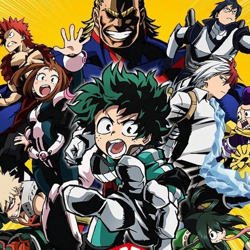 10 Best Boku No Hero Academia Hd Wallpaper FULL HD 1920×1080 For PC Desktop 2020 free download boku no hero academia hd wallpapers free 800x800