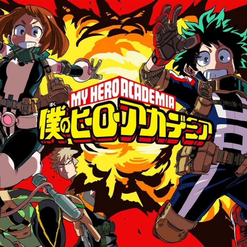 10 Latest My Hero Academia Wallpaper 1920X1080 FULL HD 1920×1080 For PC Desktop 2018 free download boku no hero academia wallpaper hd animecorphish2 on deviantart 2 800x800