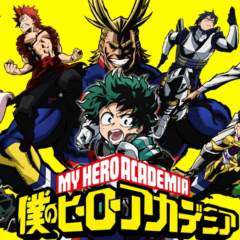 10 Latest My Hero Academia Wallpaper 1920X1080 FULL HD 1920×1080 For PC Desktop 2018 free download boku no hero academia wallpapers wallpaper cave 2 800x800