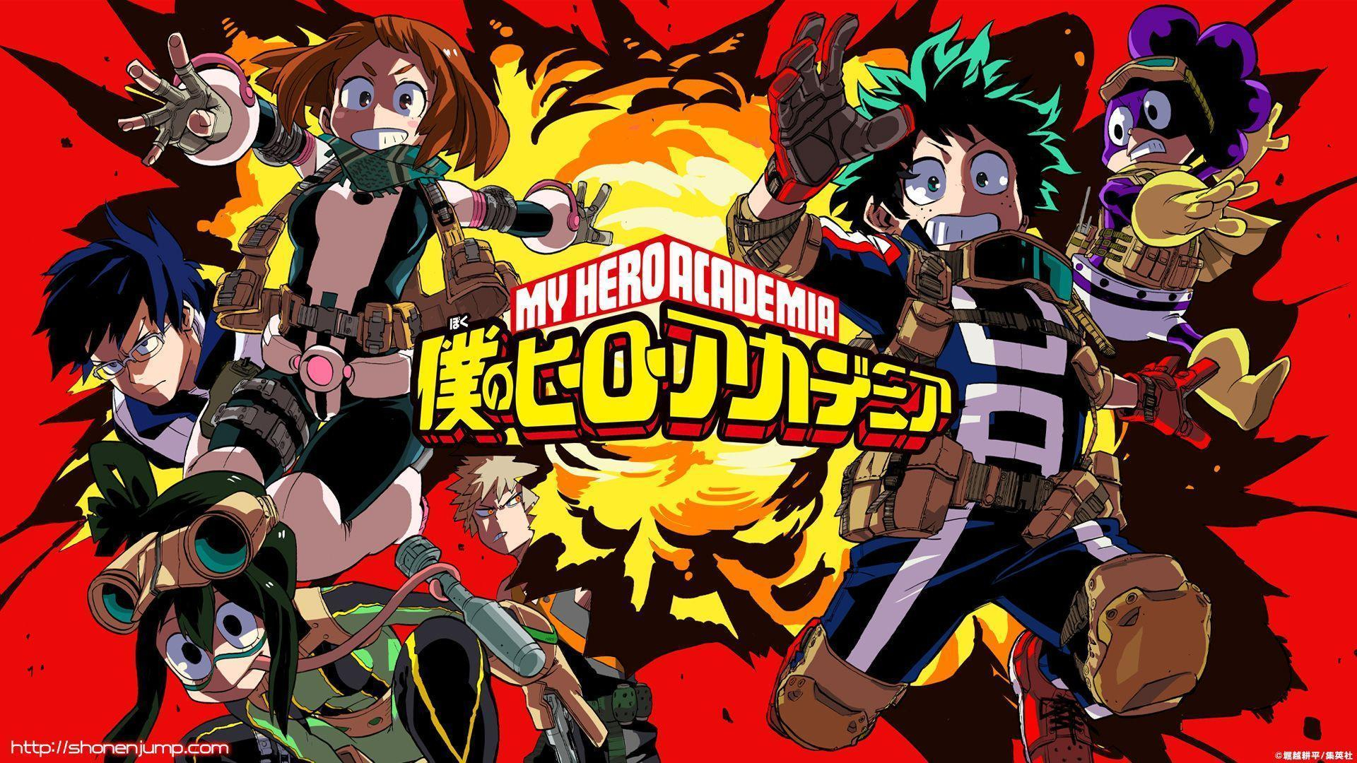 boku no hero academia wallpapers - wallpaper cave