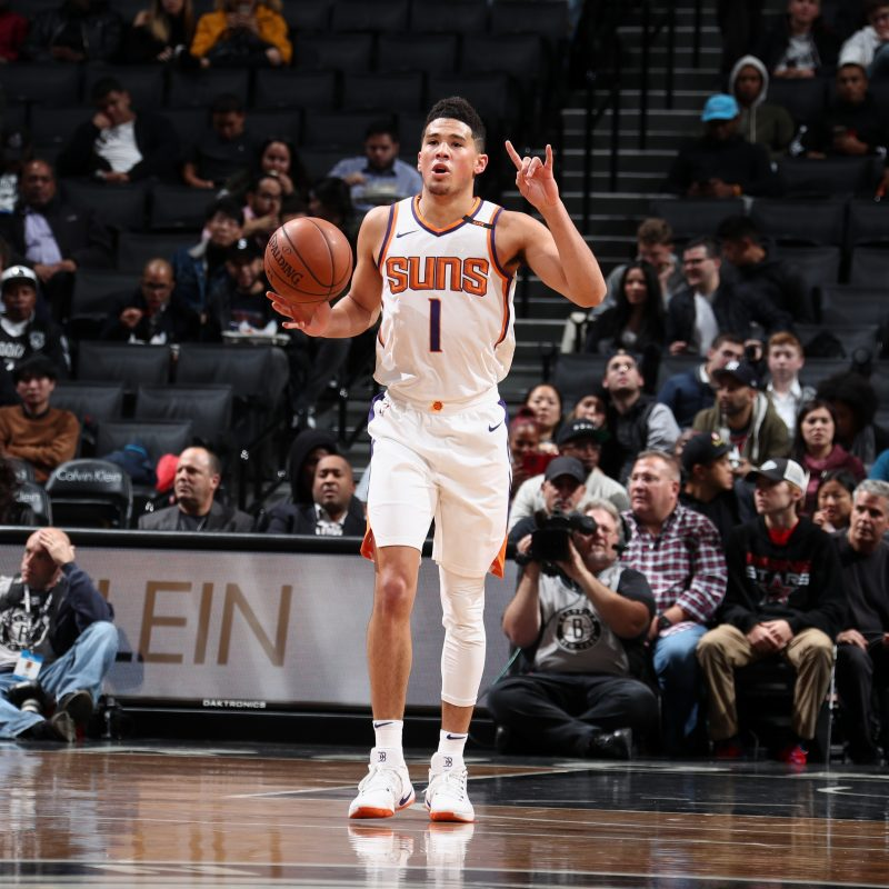 10 Top Devin Booker Wallpaper Hd FULL HD 1920×1080 For PC Background 2018 free download booker scores 32 nba 800x800