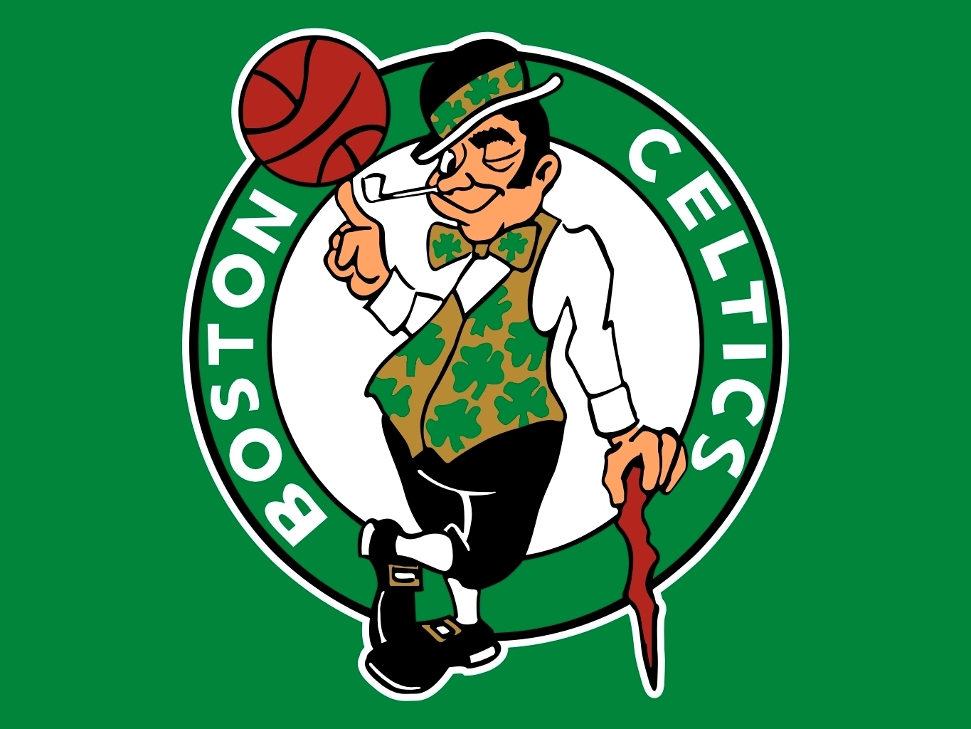 boston celtics logo wallpaper - nba wallpaper lovers | nba wallpaper