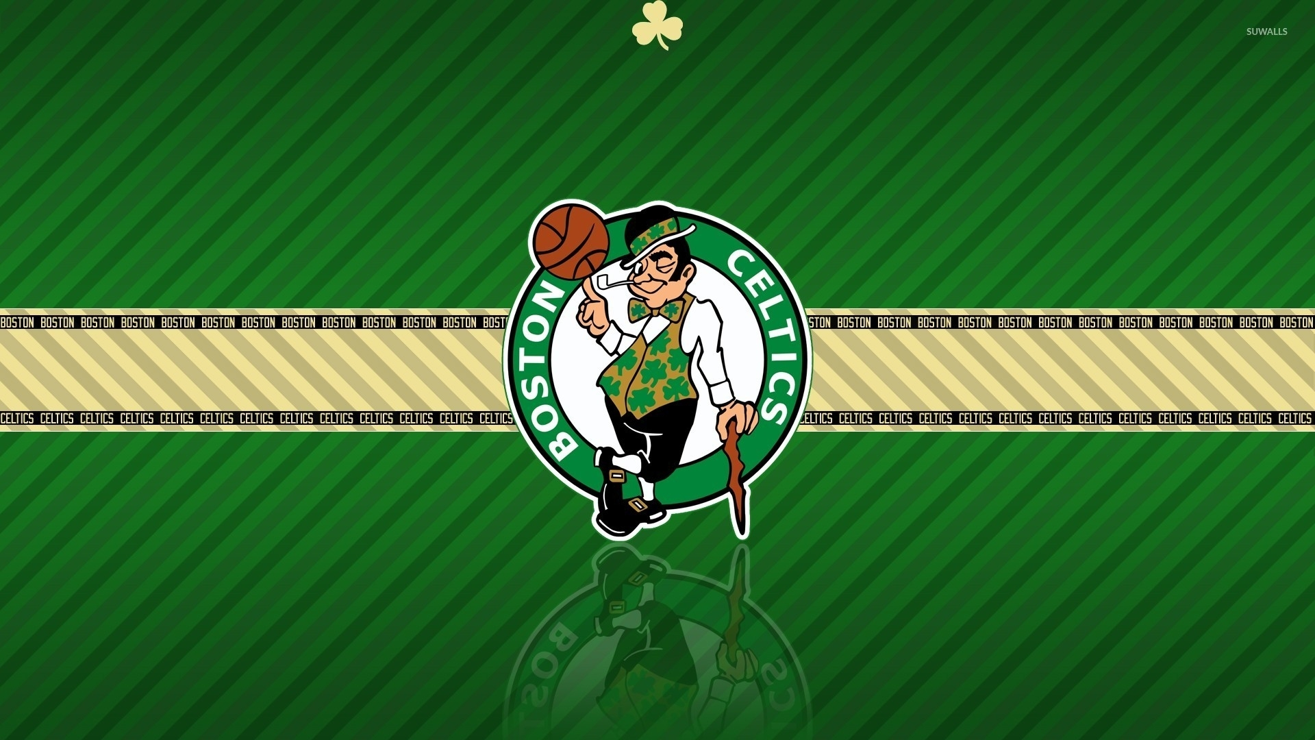 boston celtics logo wallpaper - sport wallpapers - #49624