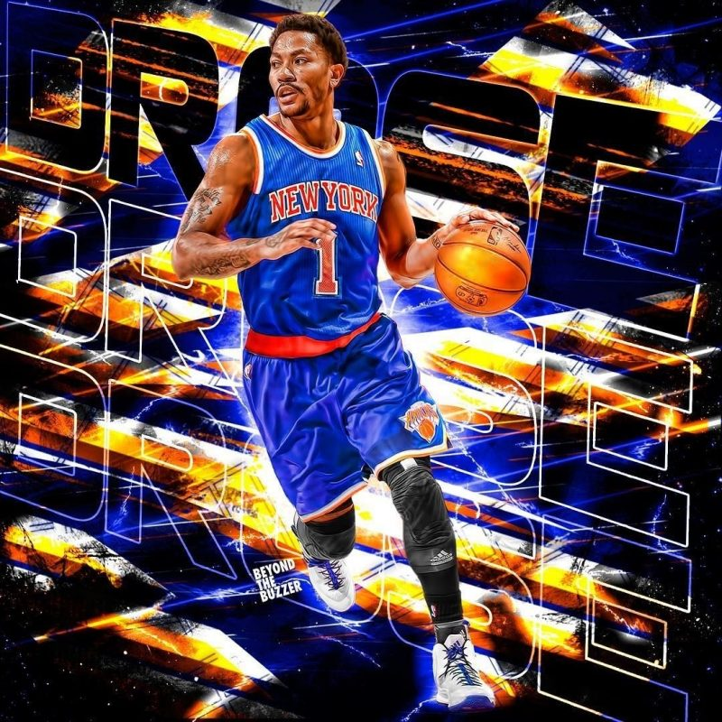 10 New Derrick Rose Knicks Wallpaper FULL HD 1080p For PC Desktop 2018 free download breaking bulls will reportedly trade derrick rose to knicks for 1 800x800
