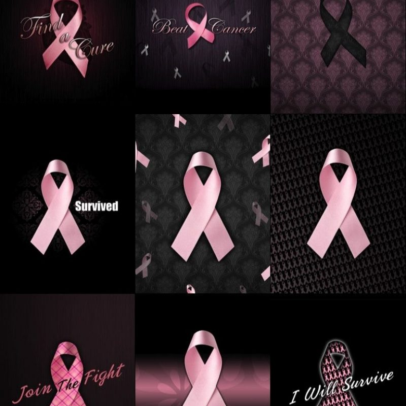 10 Latest Breast Cancer Awareness Wallpaper FULL HD 1080p For PC Desktop 2020 free download breast cancer screensaver backgrounds this application works with 800x800