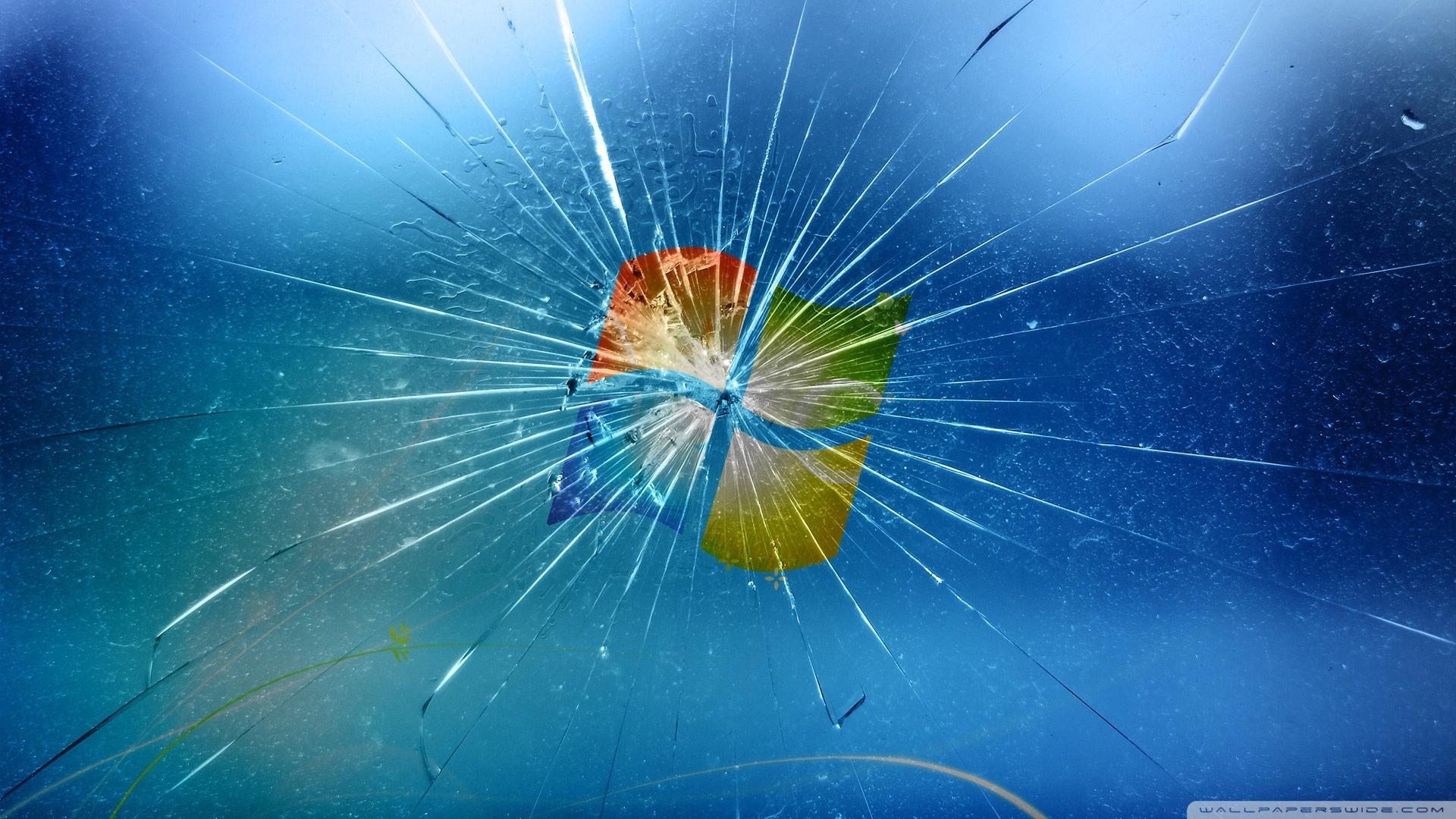 broken windows ❤ 4k hd desktop wallpaper for 4k ultra hd tv • wide