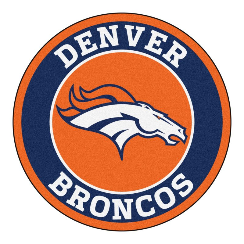 10 Top Denver Broncos Logo Pics FULL HD 1080p For PC Background 2018 free download broncos roundel area rug 27 800x800