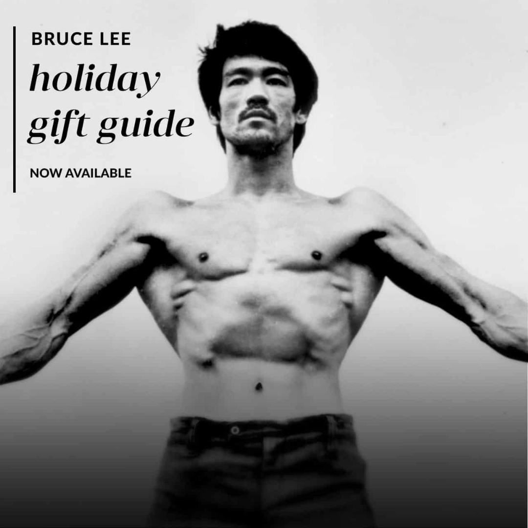 bruce lee's 2018 holiday gift guide - bruce lee official store