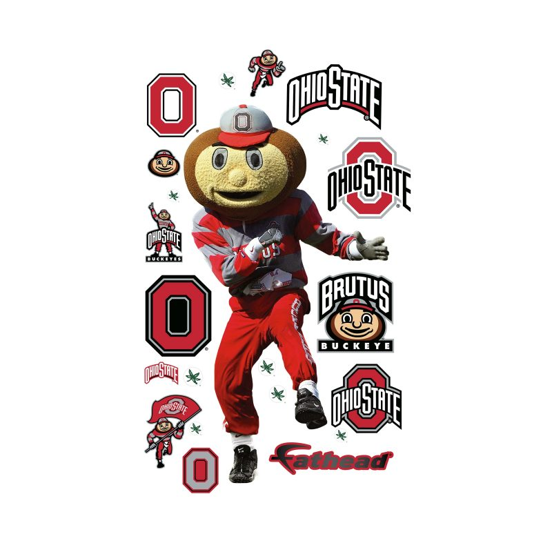 10 New Ohio State Buckeyes Image FULL HD 1920×1080 For PC Background 2020 free download brutus buckeye ohio state buckeye mascot wall decal shop fathead 800x800